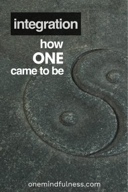 integration: how ONE came to be