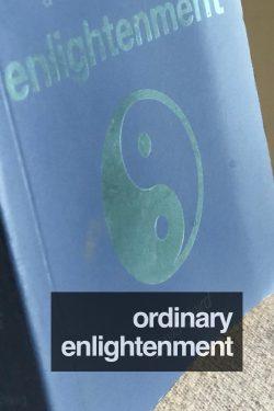 Ordinary Mindfulness
