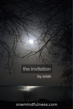 The Invitation: by Oriah